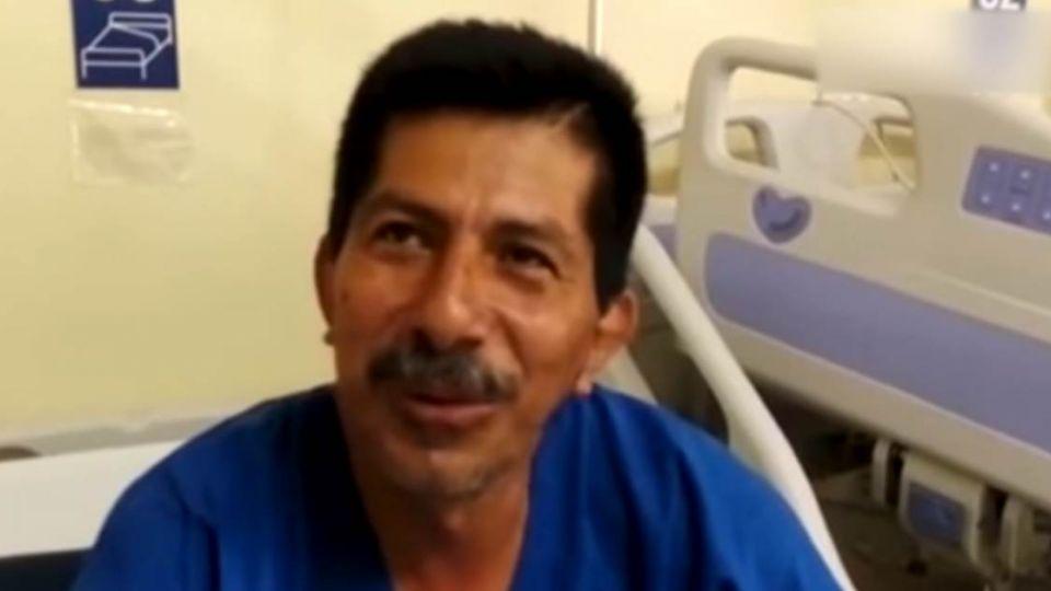 【影音】退貨「棺材」!厄瓜多奇蹟男 埋36小時喝尿活命