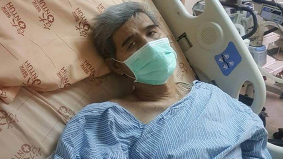 驚!鐵人古金水血癌送台大急診 網友集氣加油