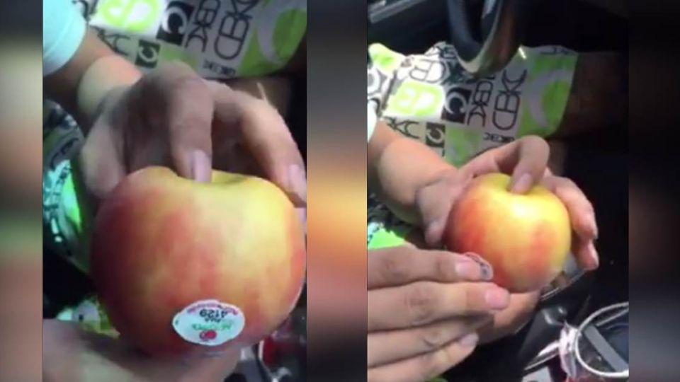 水果標籤紙下不能說的秘密 真相公開「太驚人」