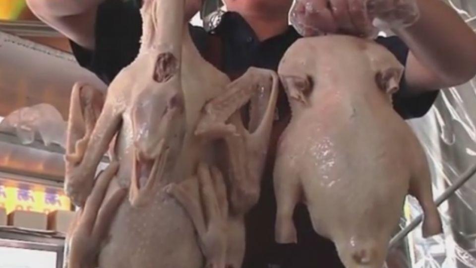 鵝肉降價3成 檢舉「掛鵝頭賣鴨肉」發一萬獎金