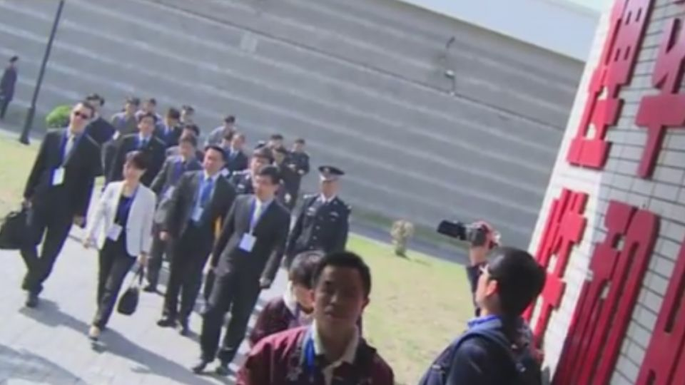 台代表團首度探視 陸方:45人留陸審判