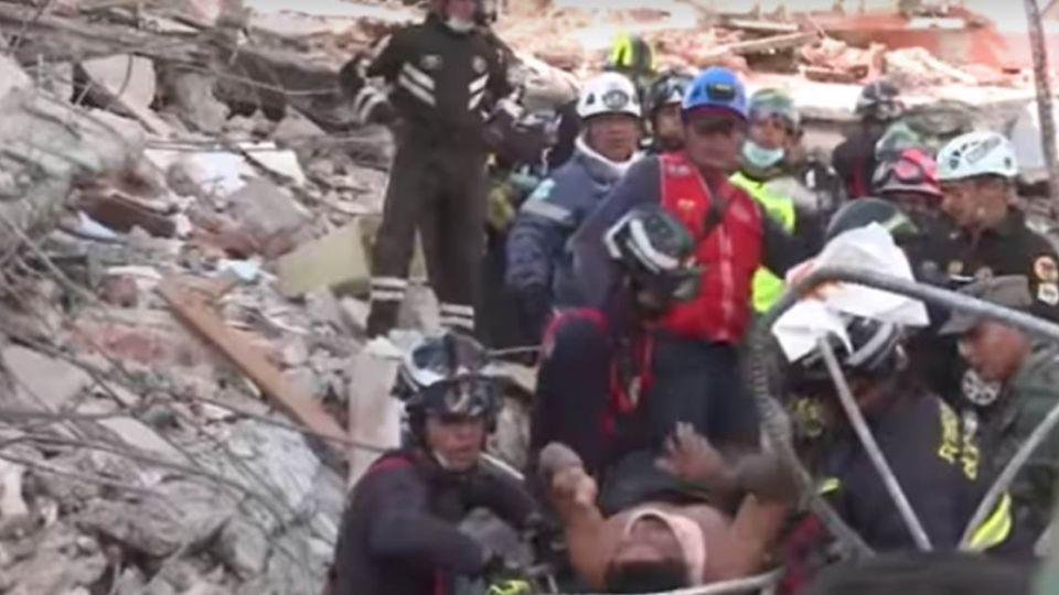 厄瓜多又震!規模6.0強震 暫無災情傳出