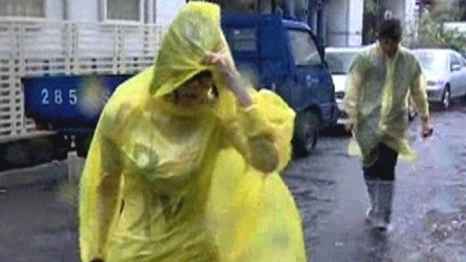 大雨特報!新北市、宜蘭注意午後降雨