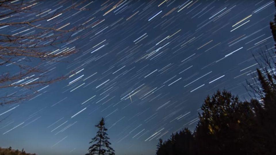 肉眼可見!天琴座流星雨極大期在今晚