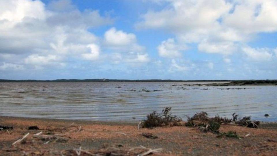 澳洲版「菊湖」傳說! 沒人知道水從哪裡來