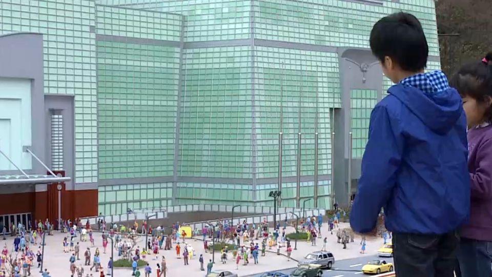 迷你101進駐日本遊樂園 盼增日人遊台意願