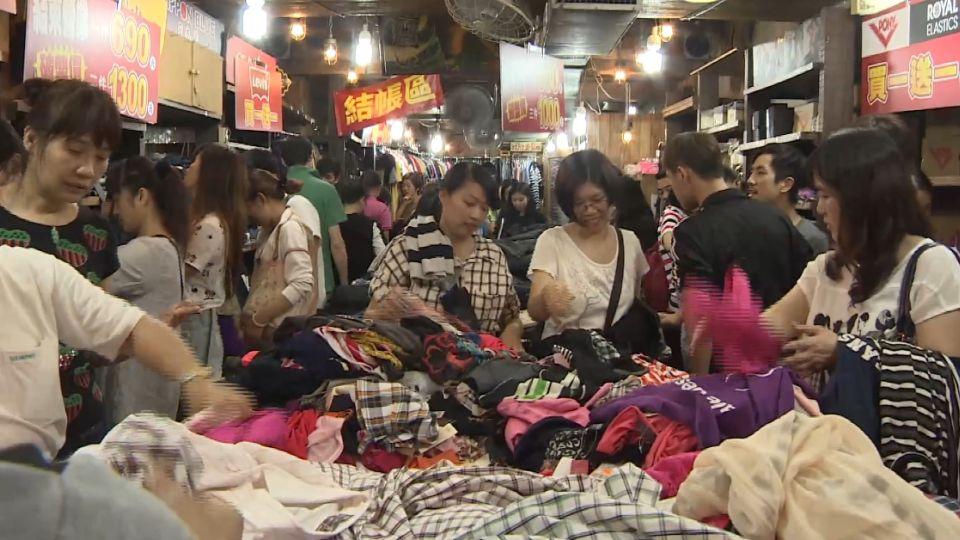 27年牛仔褲老店關門 特賣會擠滿人