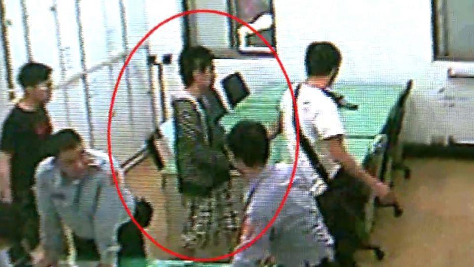 前偶像「忍者少年」團長陳國華 偷麵包通緝被逮