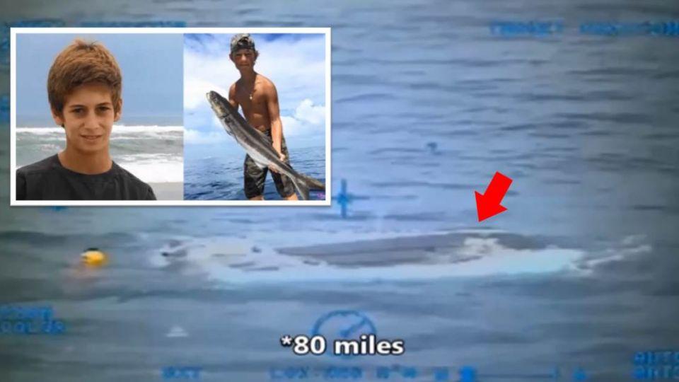 穿越時空?小艇失蹤9個月 竟離奇現身百慕達