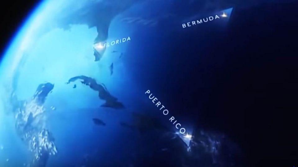 【影片】磁場?蟲洞?「魔鬼」百慕達三角洲藏時空隧道…