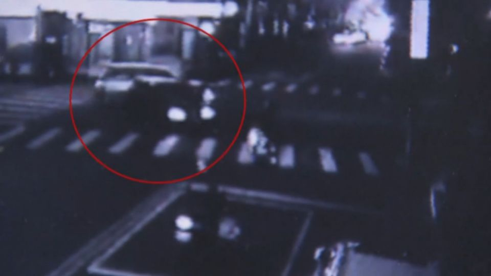 街頭聚眾飛車衝撞 疑談判破裂釀糾紛