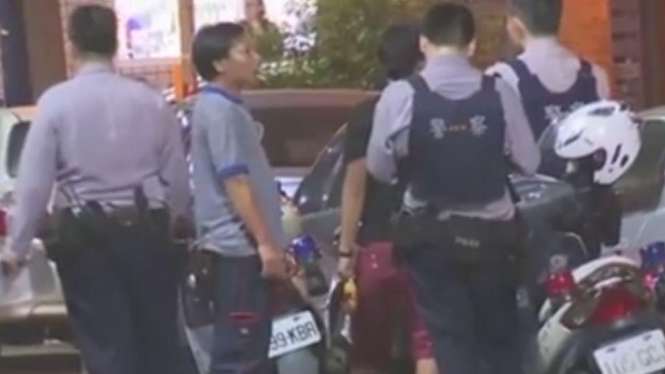 遭撞駕駛「辯尋仇找錯人」 警調查疑帶頭聚眾