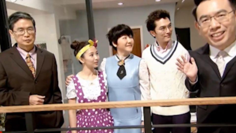 客串「原來一家人」 劉寶傑、馬西屏合體飆戲