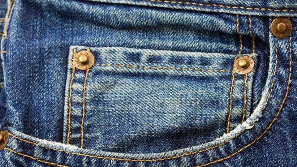 牛仔褲耐穿的原因 竟然只靠「它」!