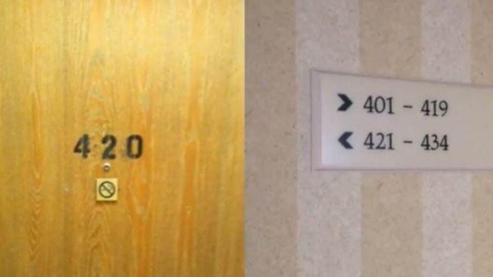 【影片】禁「慶祝」!五星飯店獨漏「420」號房的秘密