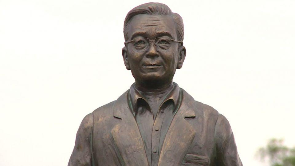 溫家寶銅像被當「台灣英雄!?」 基隆文創惹議