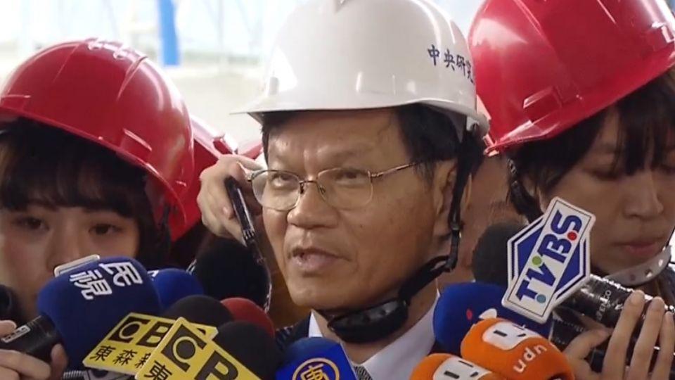 浩鼎案後 馬英九總統與翁啟惠首度同台