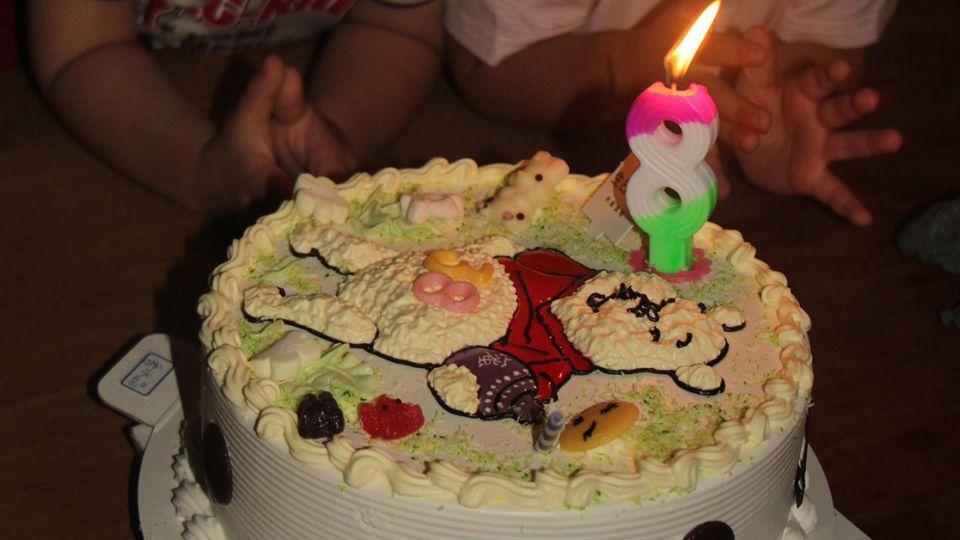 「蛋糕你選就好」竟是小燈泡最後的道別…