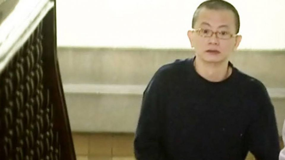 張鶴齡殺妻2女 纏訟10年逃死刑