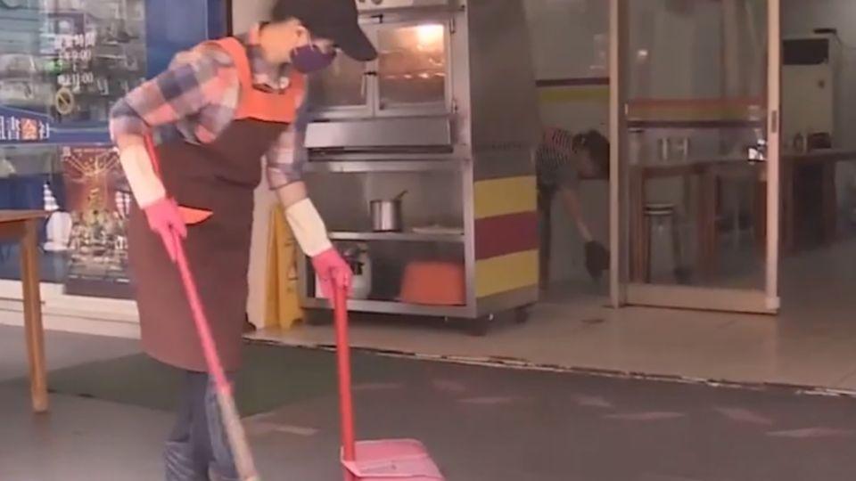 控便當店騎樓油膩害摔 負責人遭起訴