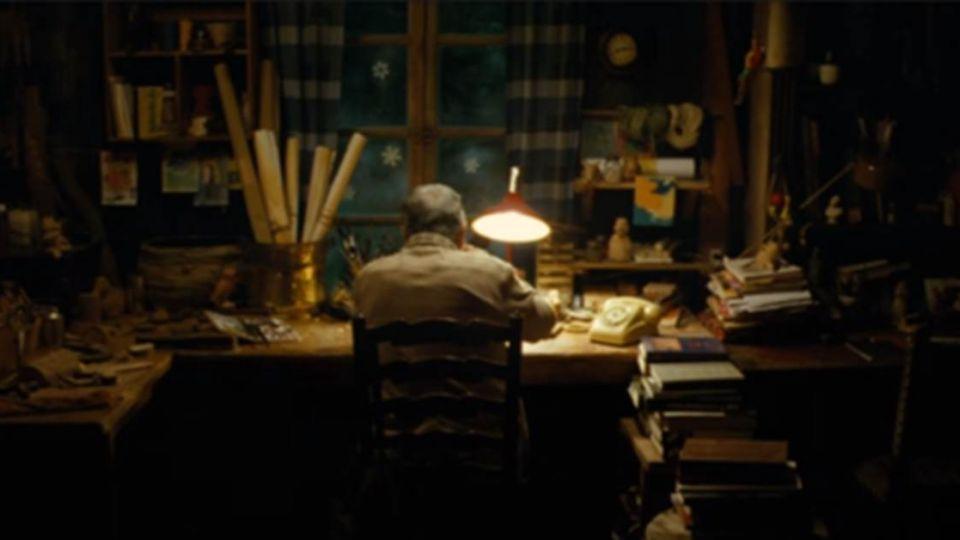 爺爺日記藏洋蔥 最愛問「下次什麼時候回來?」