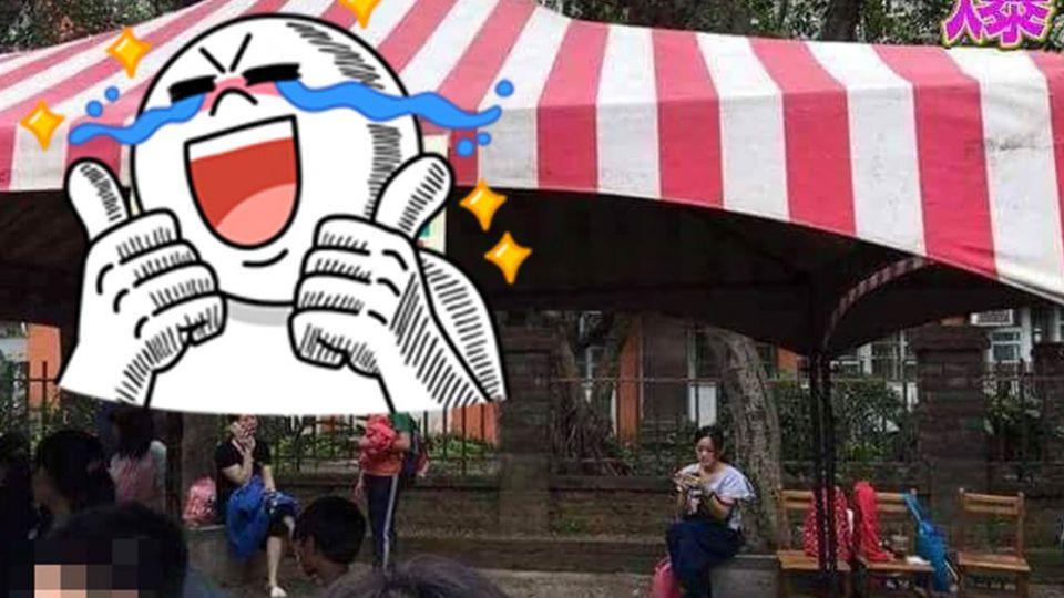 園遊會賣「這個」 讓網友大讚:台灣小孩真棒