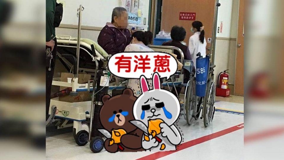 急診室裡「最美白衣天使」 5萬網友大讚:心都融化了