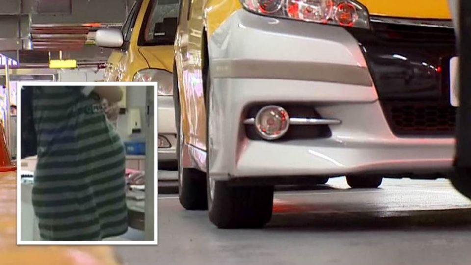孕婦搭車遭刁難 小黃司機兩度急煞諷:「車開不動」