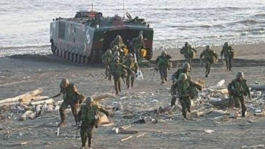 2周內第2起!陸戰99旅中尉自縊 家屬放棄急救