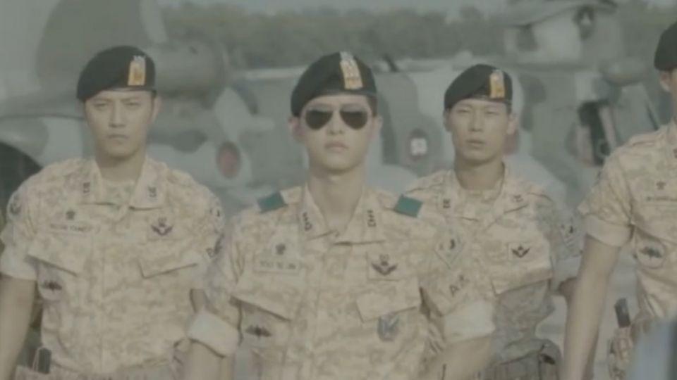 「太陽」男女配角上RM 玩遊戲敬業「被整」