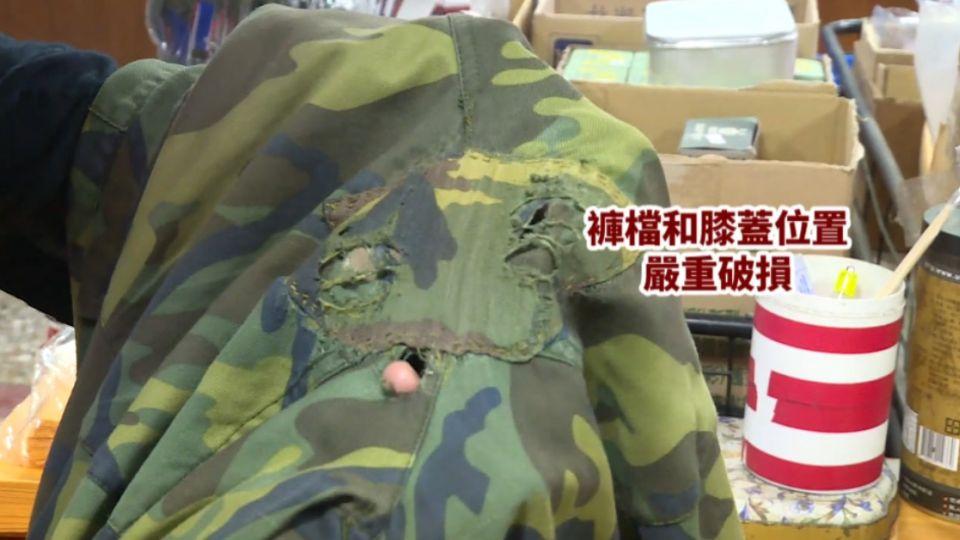 國軍穿乞丐裝? 迷彩服變「補釘服」 十月才換新