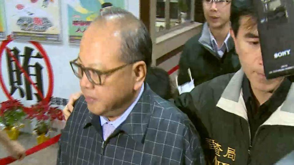 王金平一句「台灣狗以」意外踢爆林錫山2.5億金庫