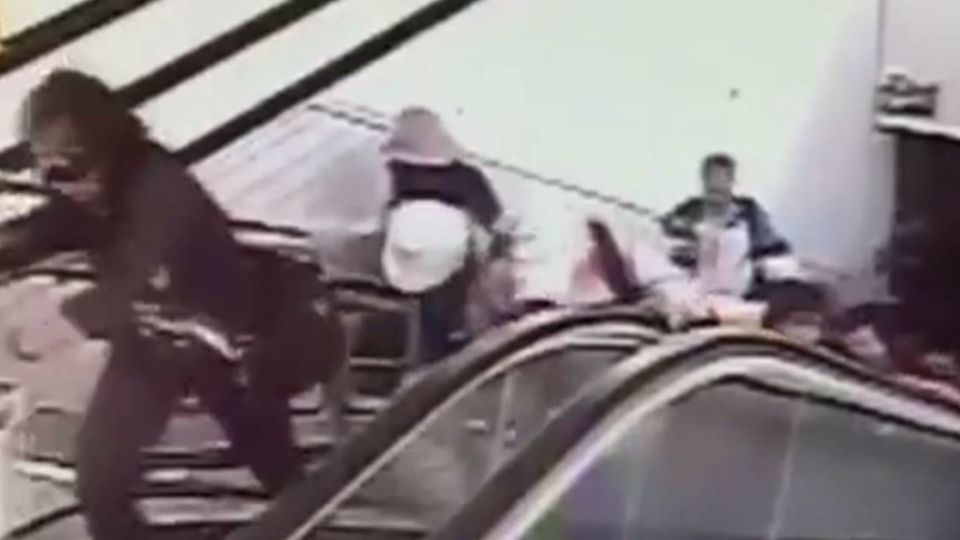 花蓮火車站電扶梯「大陸製」 齒輪還「10年未換」