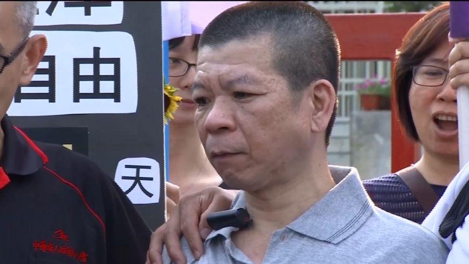 14年前殺警死囚鄭性澤 無羈押必要 獲釋!