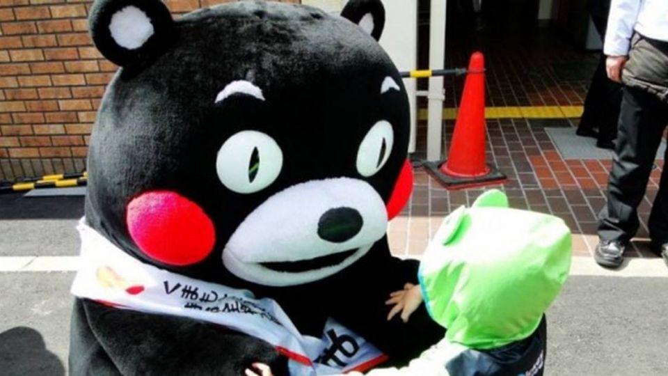熊本熊復出了!首要任務 關懷小孩與老人