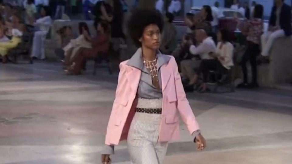 香奈兒前進「共產」古巴 民眾好奇接觸時尚