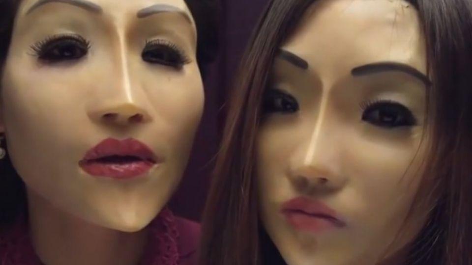 和大家長得不一樣! 韓微電影「人形」諷整形文化