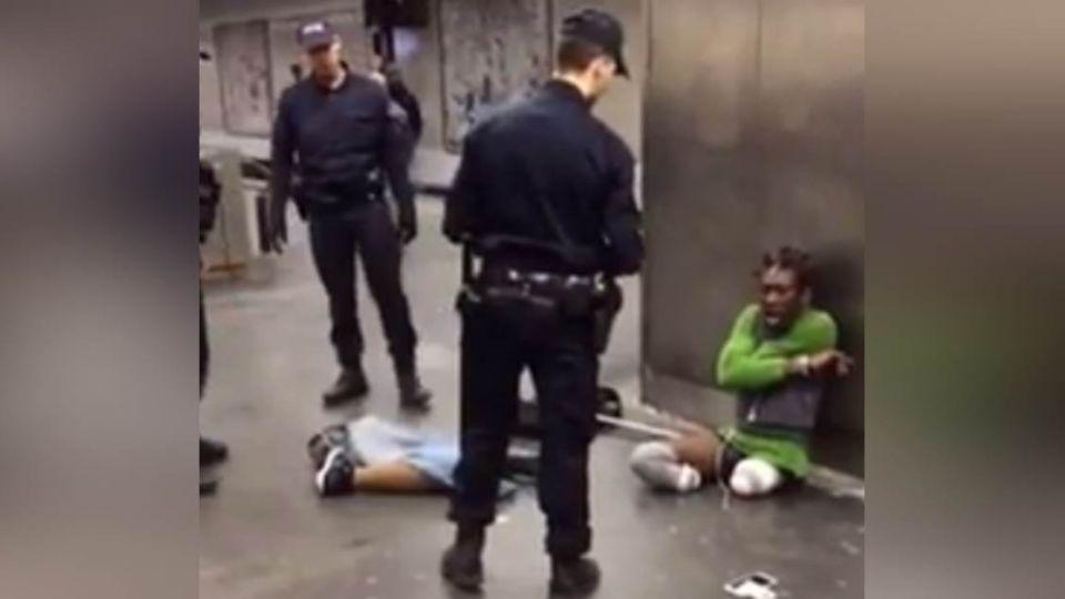 【影片】巴黎恐攻「警」心惶惶?竟逼脫褲「拆義肢」