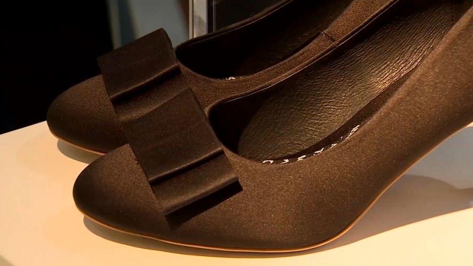 總統就職禮賓鞋誰設計? 出自台中這間鞋廠