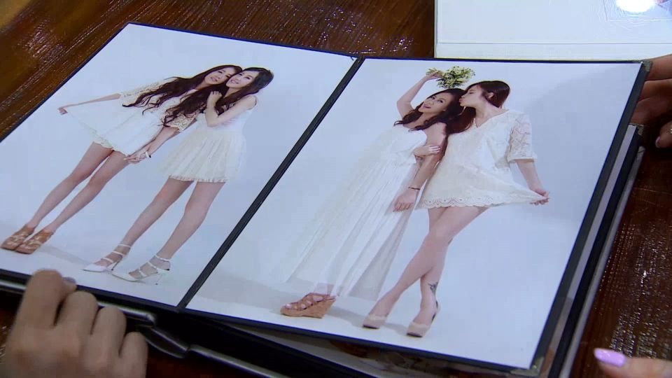 閨蜜婚紗「個人婚紗」夯 紀錄最美時刻