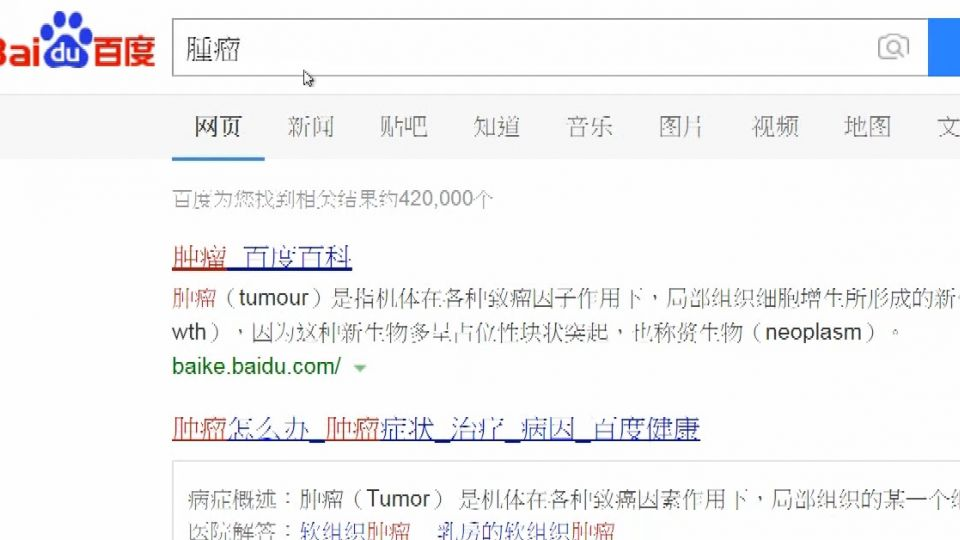 陸生「上網看病亡」掀波 「百度」股價縮2千億
