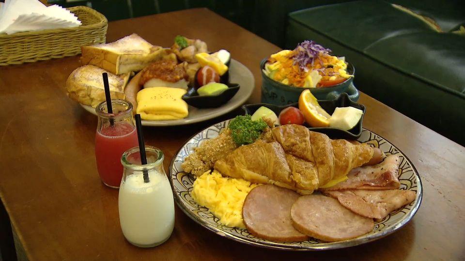 台人瘋早午餐!兩餐併一餐 豐盛不油膩