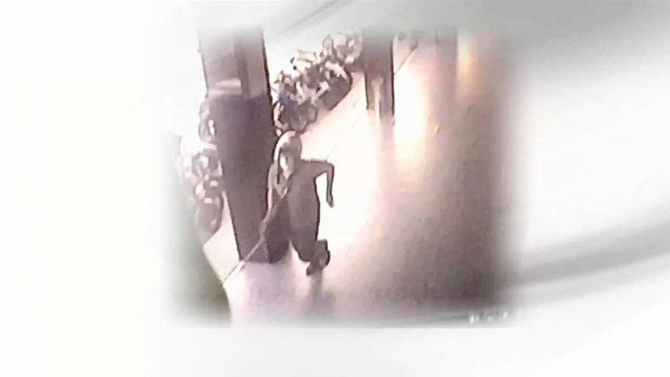 【影片】銀行賊落網!台新搶匪逍遙12小時 今晨上銬