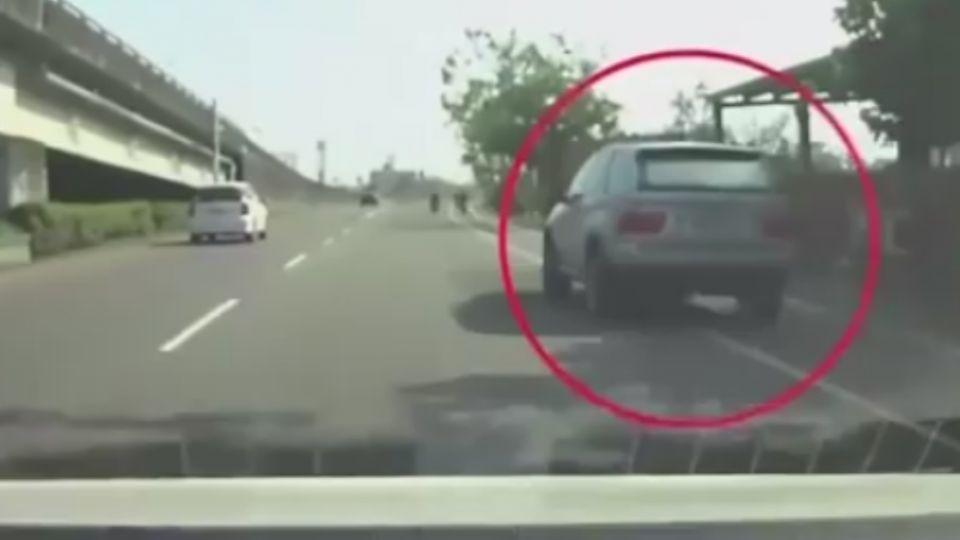 龜速陷阱? 5千車受罰 檢舉達:交通太亂