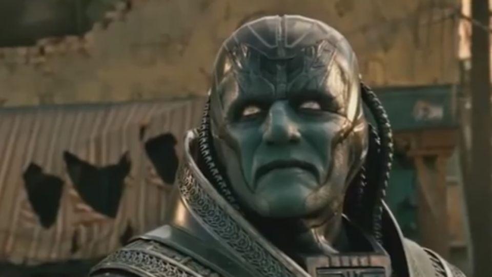 「X戰警:天啟」 漫威最強變種人始祖