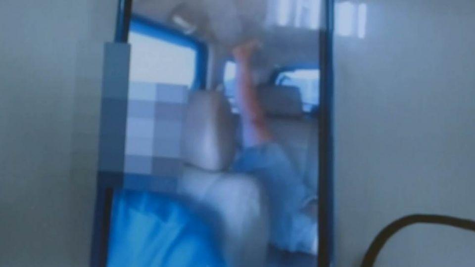 【影片】女模休旅車內吸毒身亡 「最後影像」曝光!