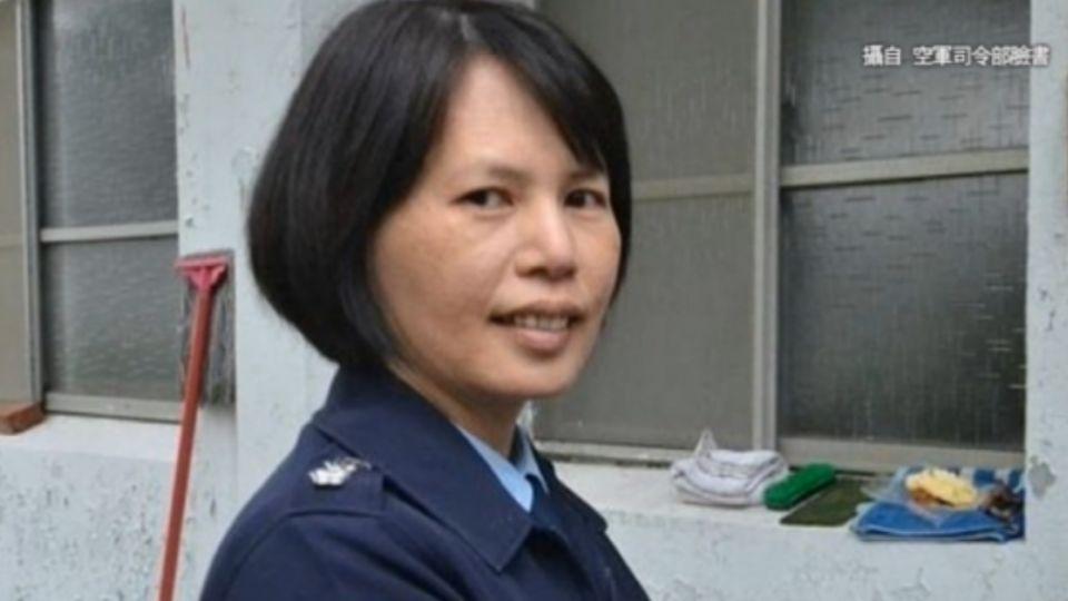 首位女性飛官 武文瑛高升任總統府武官