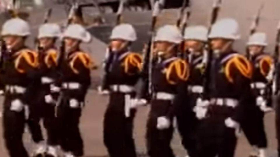 有爸爸撐腰?「海軍四公子」不必裝病一路爽到退