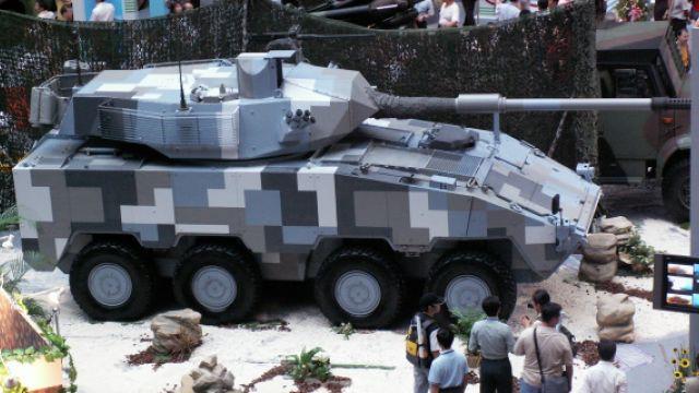 樹沒事槍管子歪了!國軍竟出「豆腐渣」戰車?