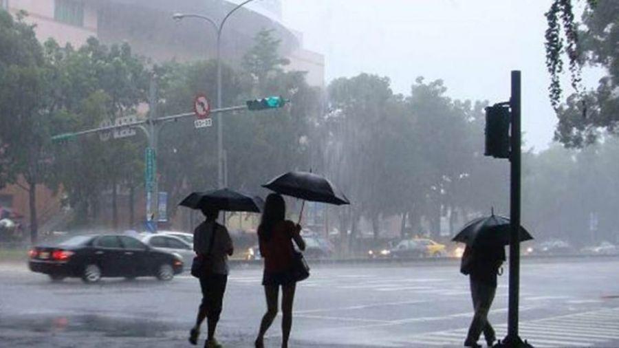 注意!今午後大雨報到 全台雨將下不停!